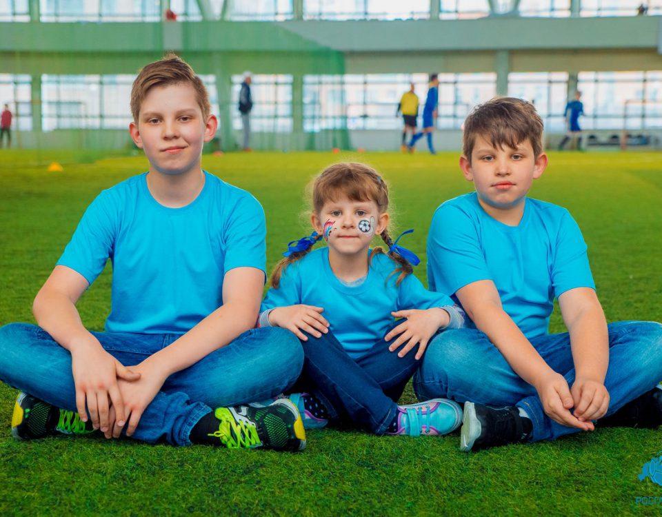 Турнир по футболу Звезды Детям